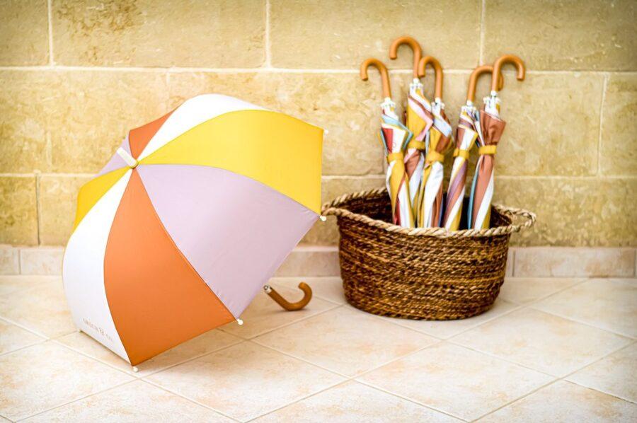 Grech & Co bērnu lietussargs - Stone