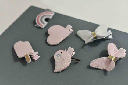 Matu sprādze - Rozā putniņš