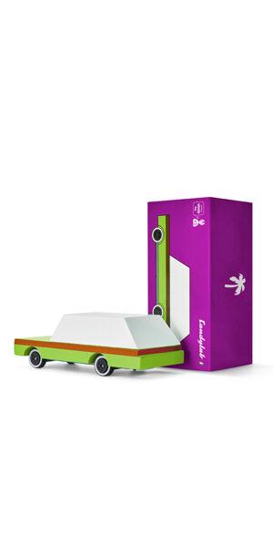 Candylab - Avocado Wagon koka automašīna [mazā]