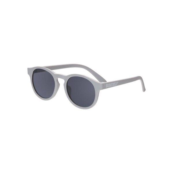 Babiators - Keyhole pelēkas saulesbrilles [Clean Slate]