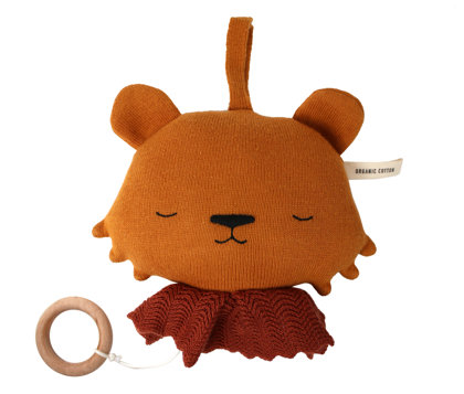 Rotaļlieta ar melodiju - Lauva