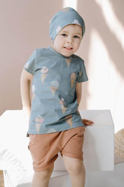 Krekls - Saldējumi / Zili